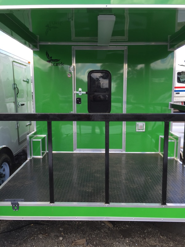 Used Water Tanks For Sale >> Consession Trailer For Sale - Tampa Bay Food Trucks