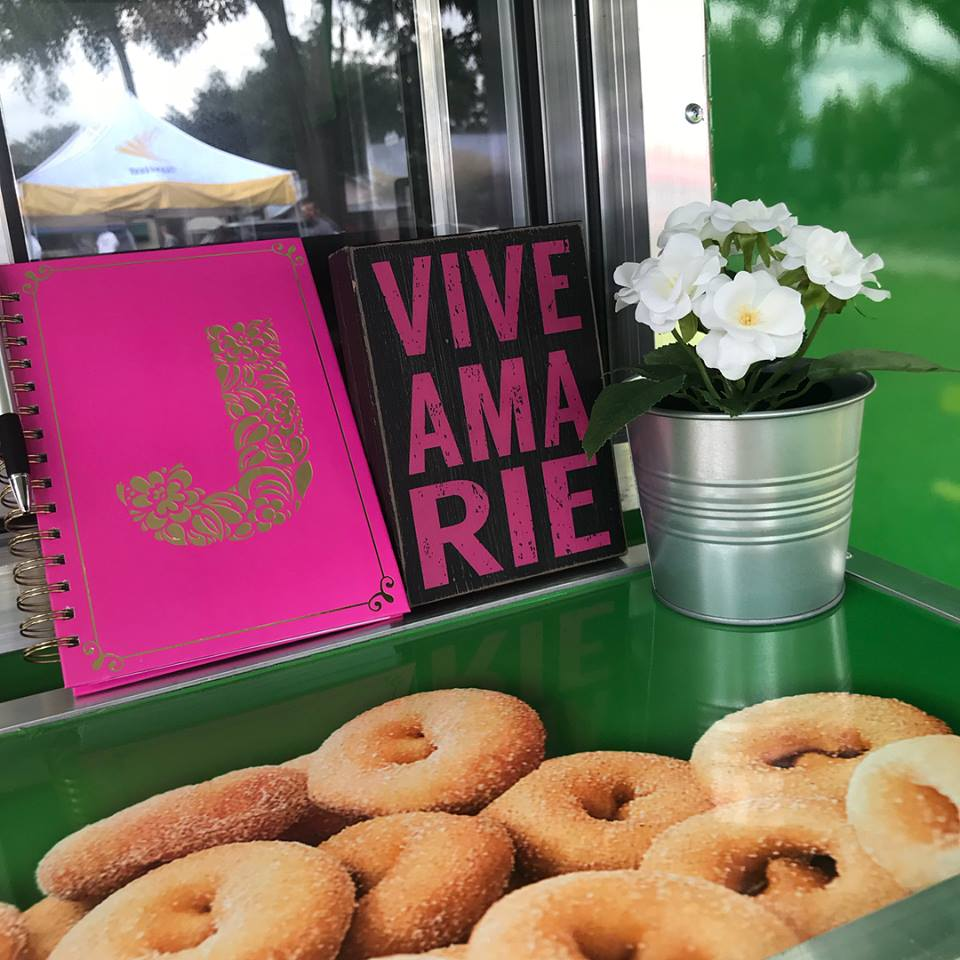 Jenny's Mini Donuts with Tampa Bay Food Trucks