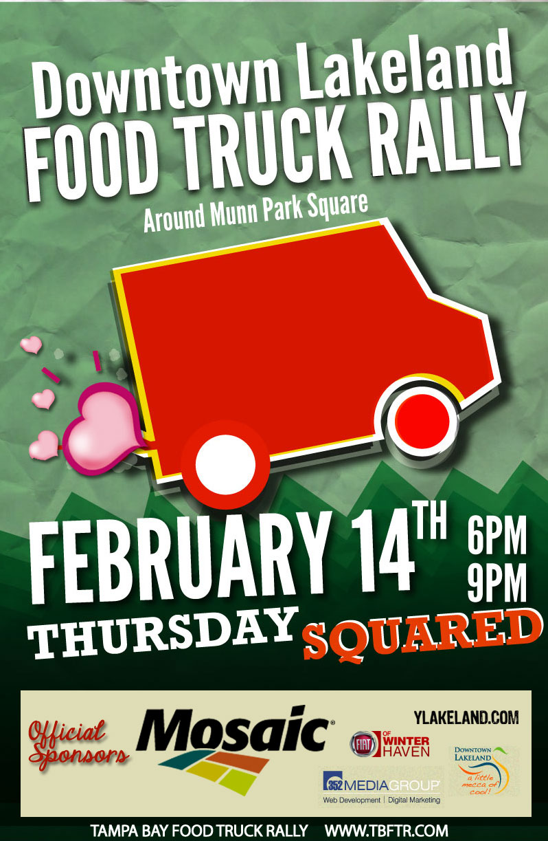 Lakeland Food Truck Rally February