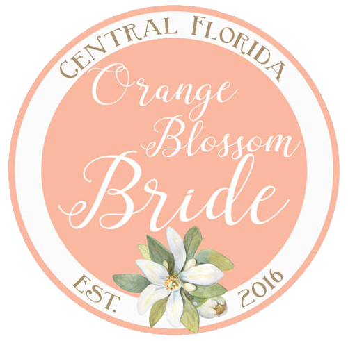 We were featured in Orange Blossom Bride