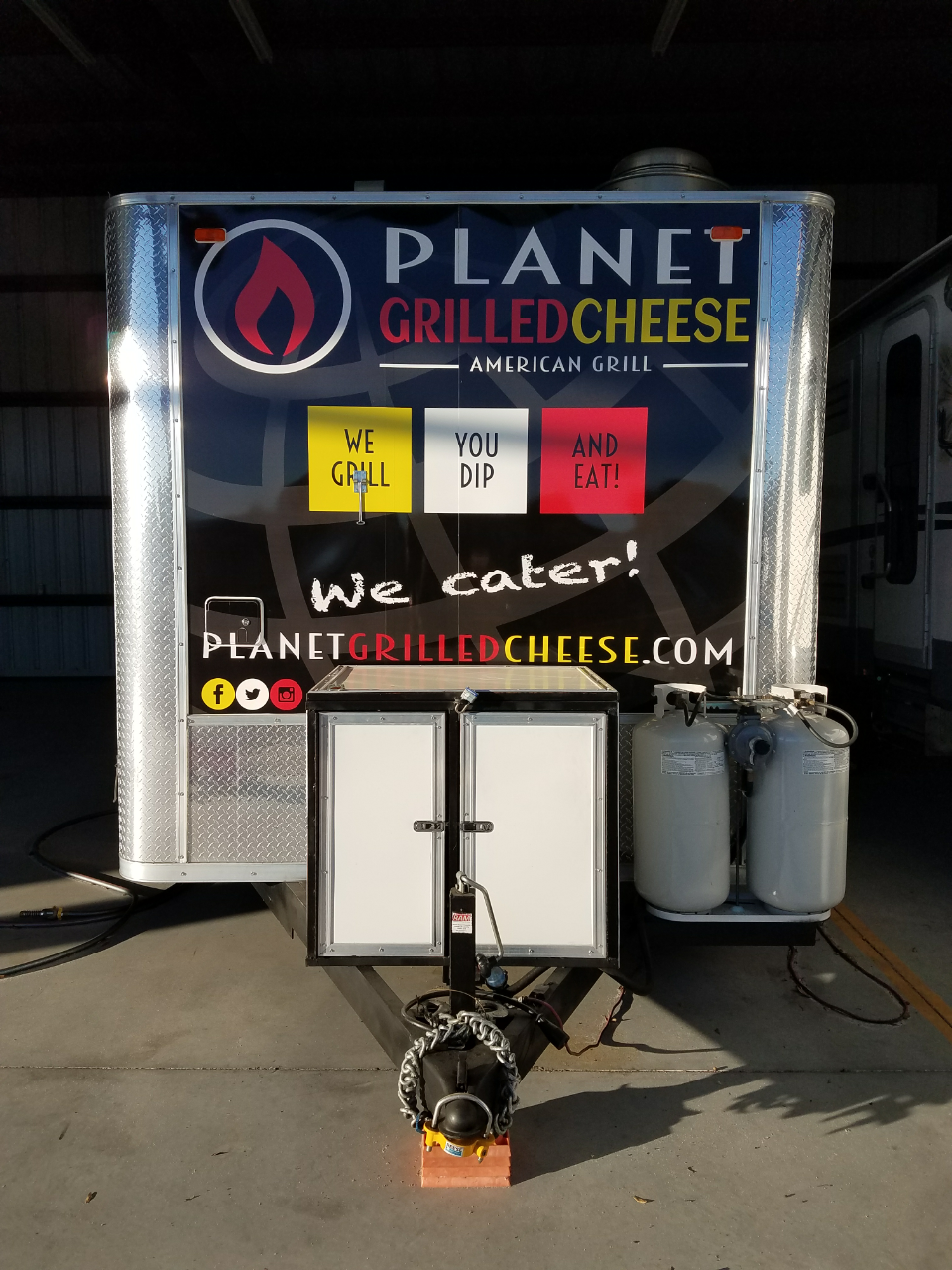 PGC Concession Trailer for sale 3