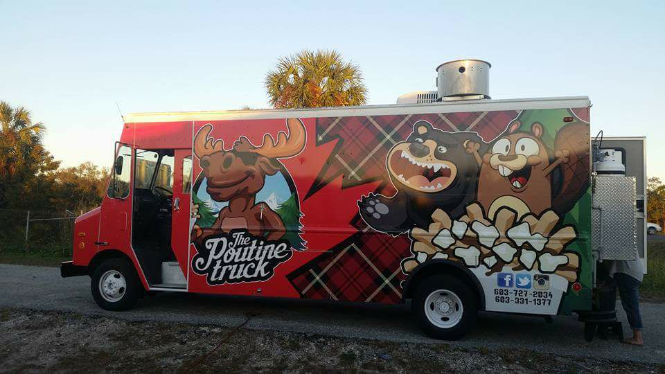 The Poutine Food Truck