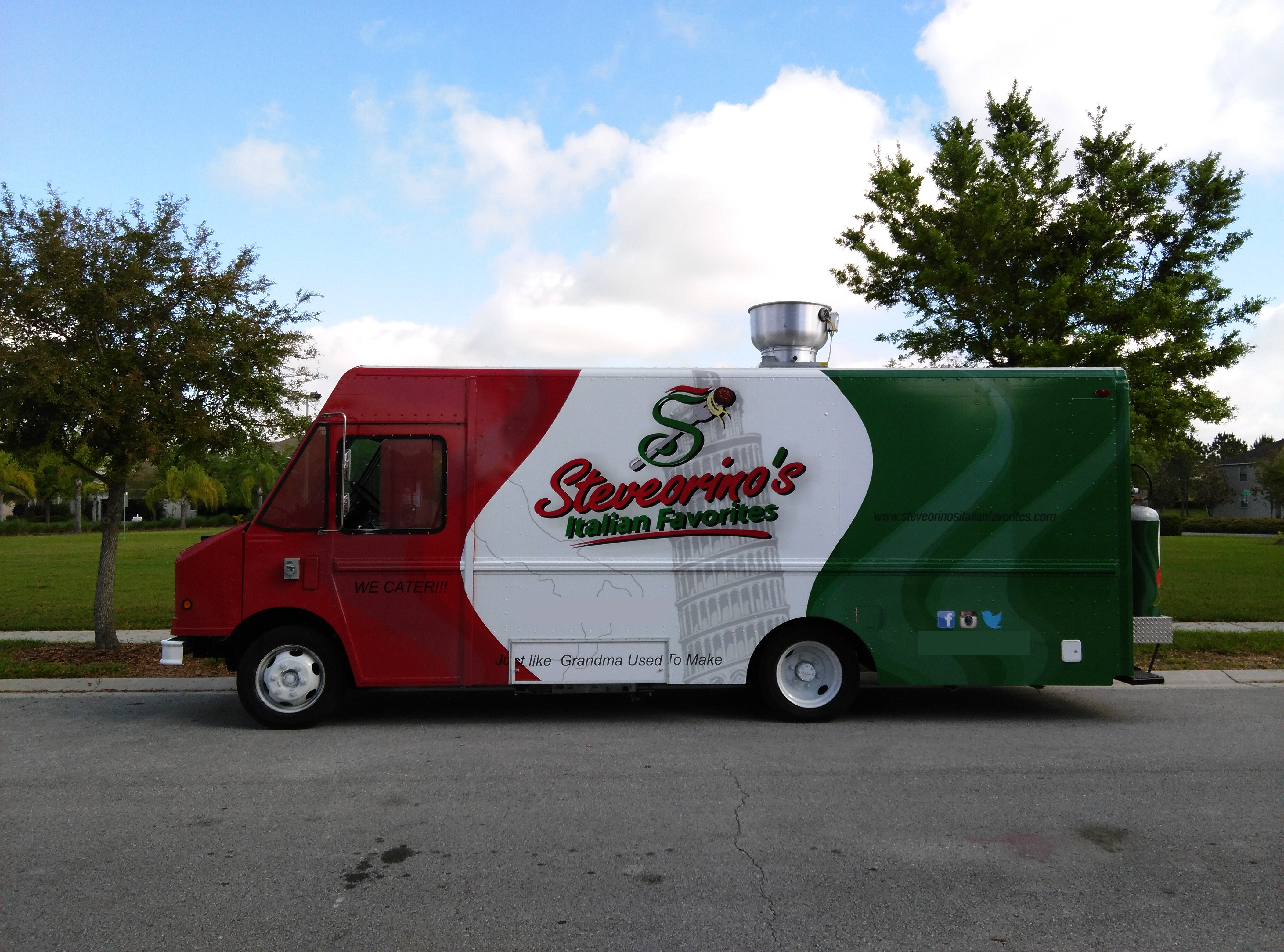 Built Food Truck For Sale 3