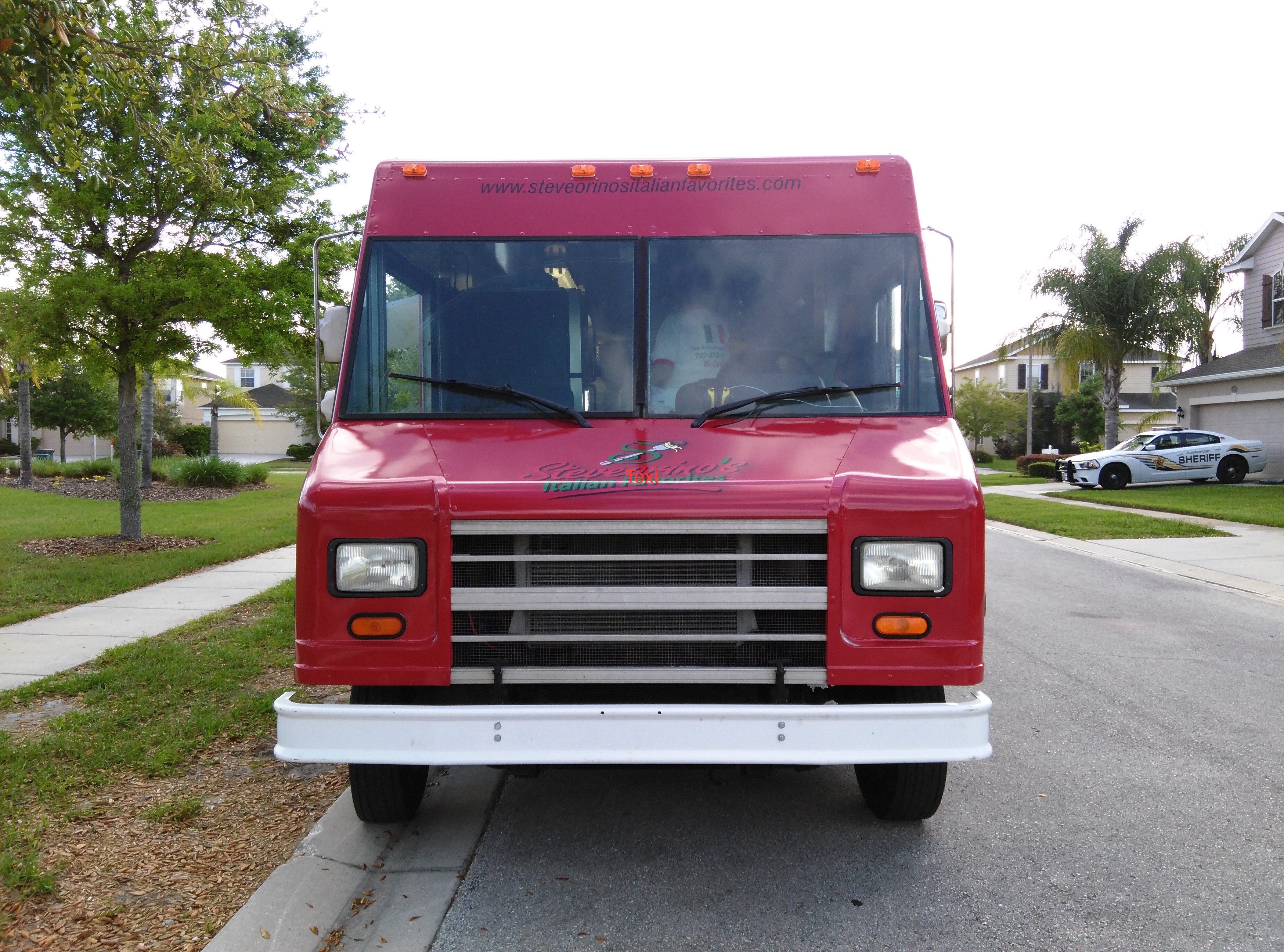 Built Food Truck For Sale 4