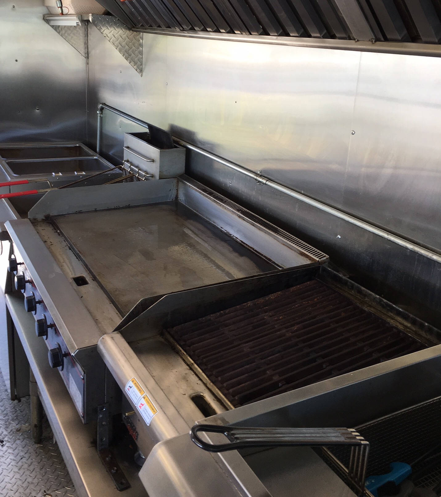 Built Food Truck For Sale 6