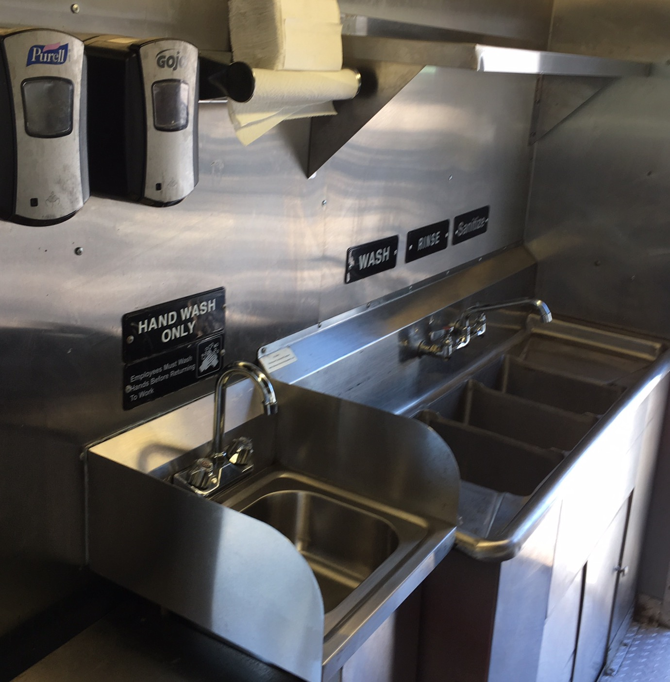 Built Food Truck For Sale 8