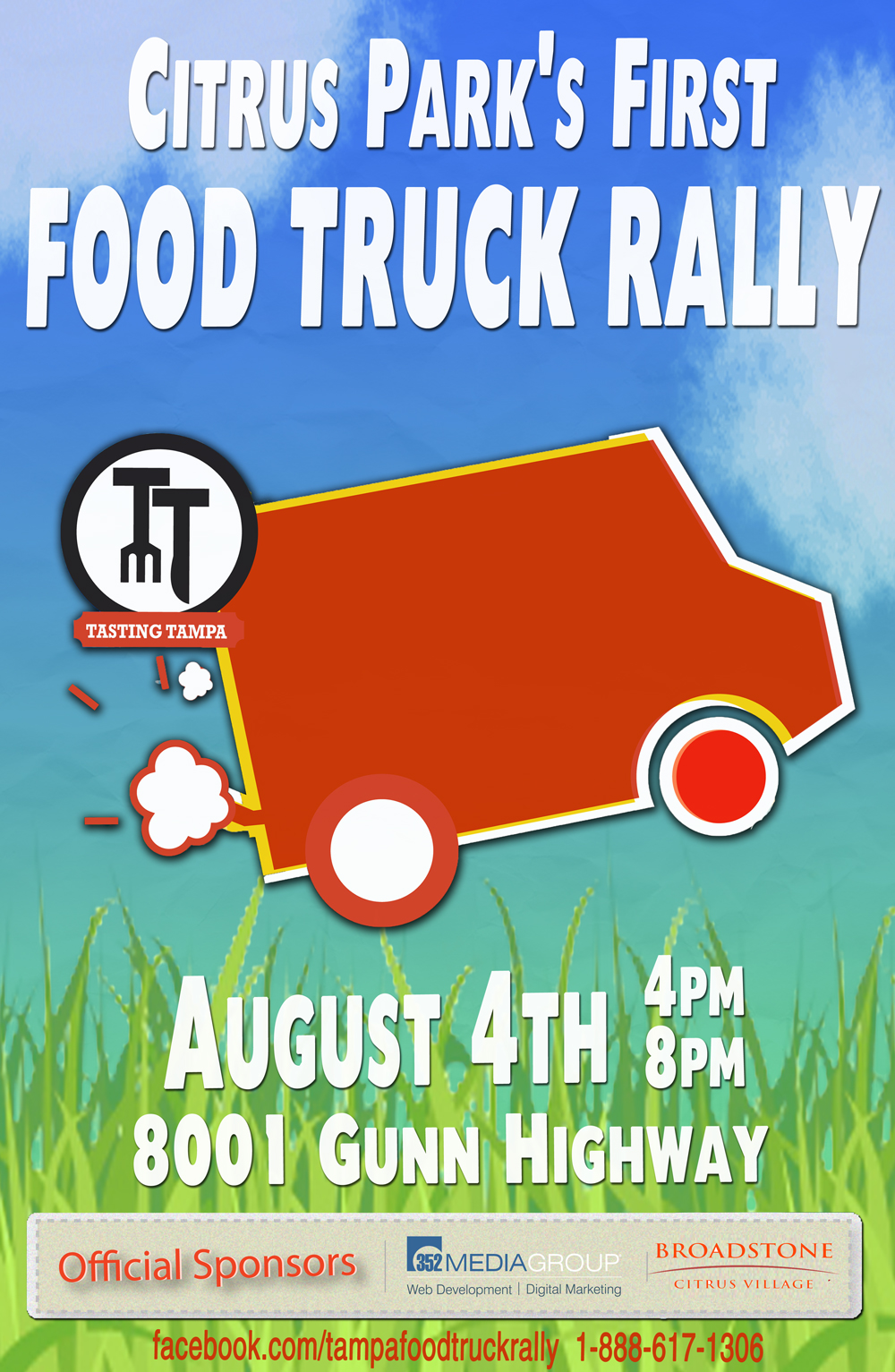 Citrus Park Food Truck Rally