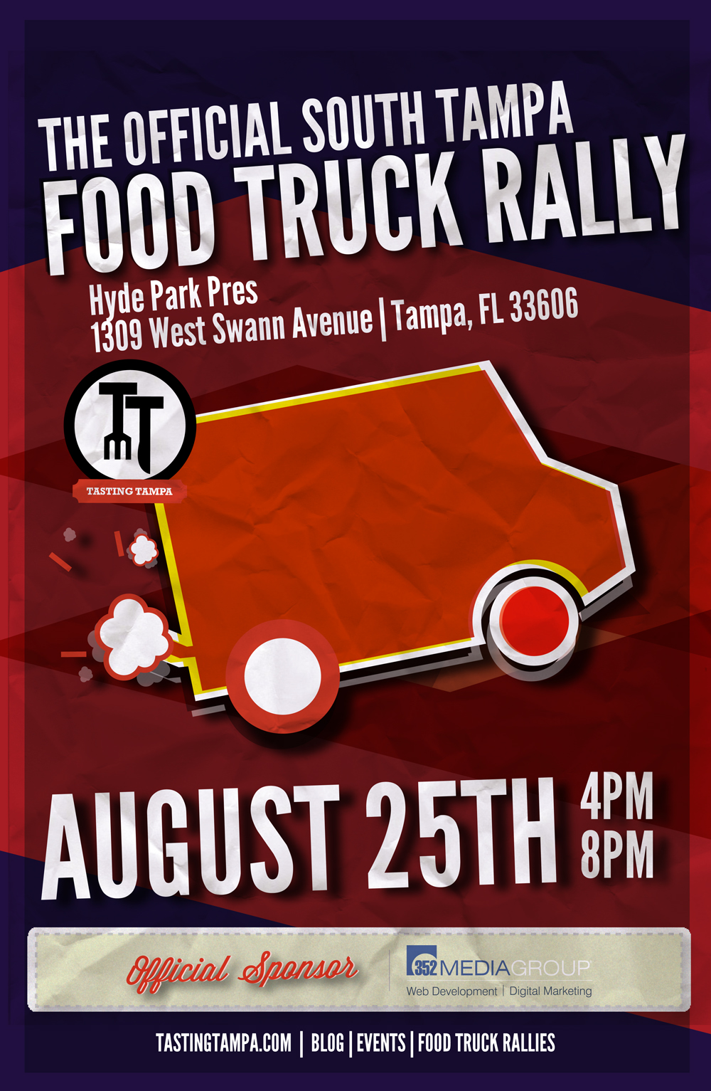 South Tampa Food Truck Rally