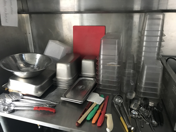 Knives and Equipment