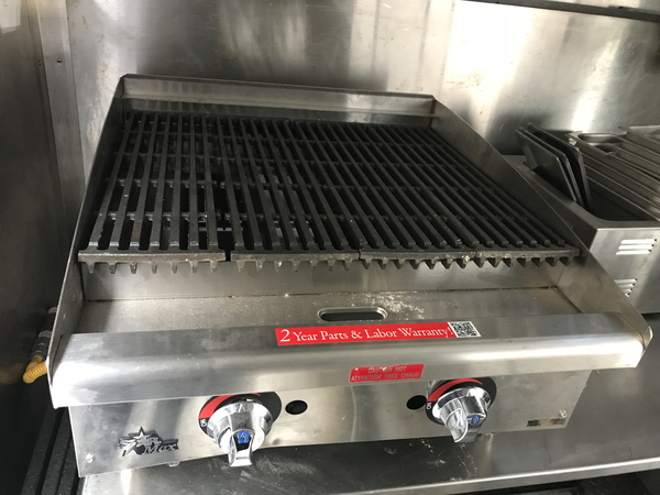 Griddle Taco Trailer