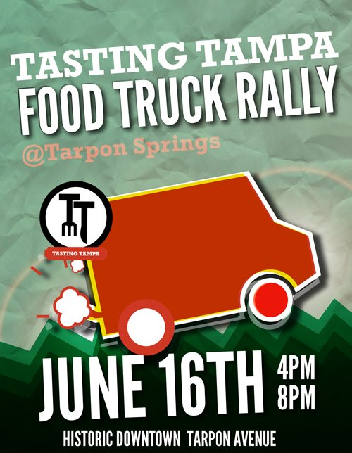 Tarpon Springs Food Truck Rally