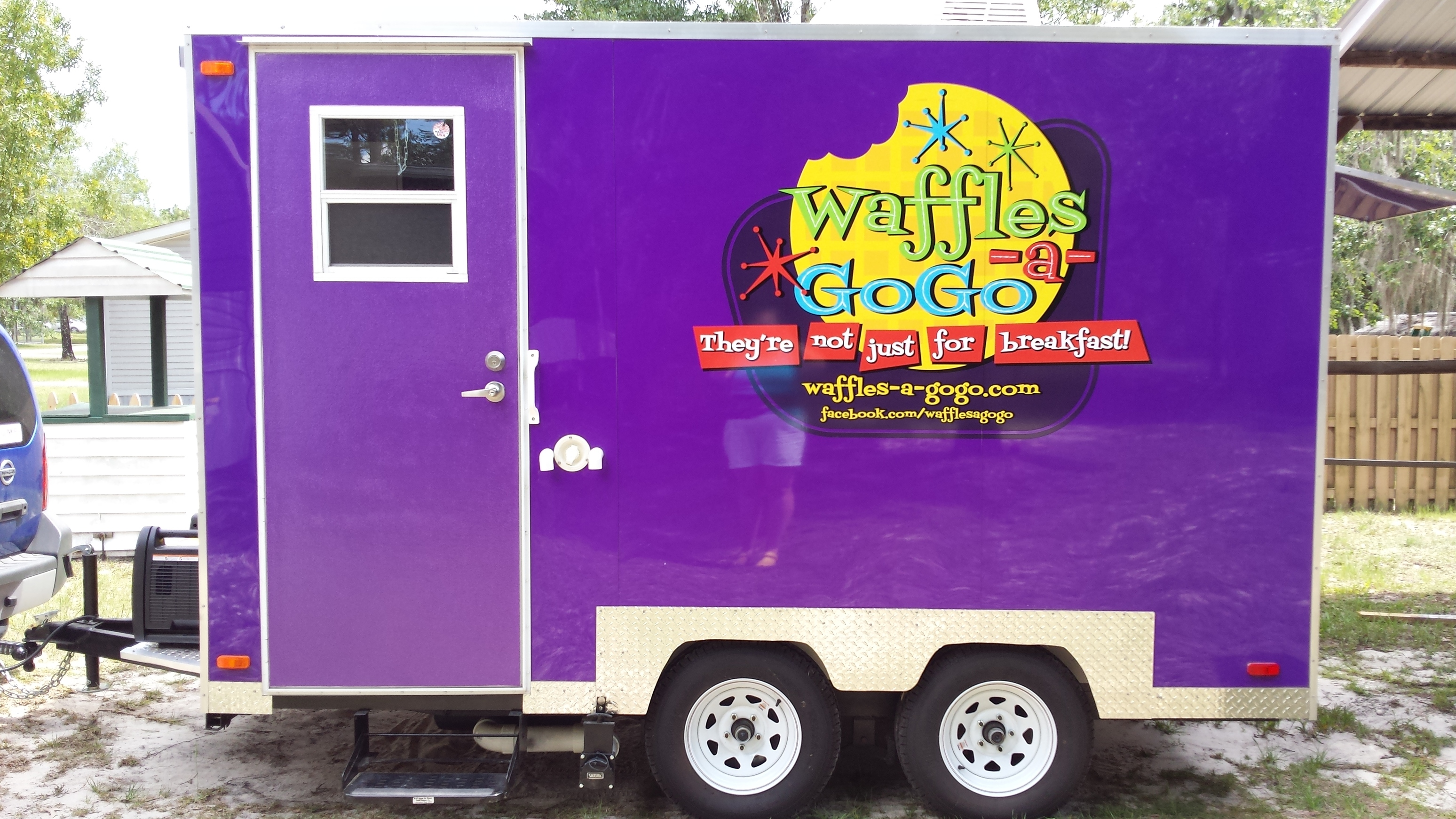 Food Truck For Sale trailer 2