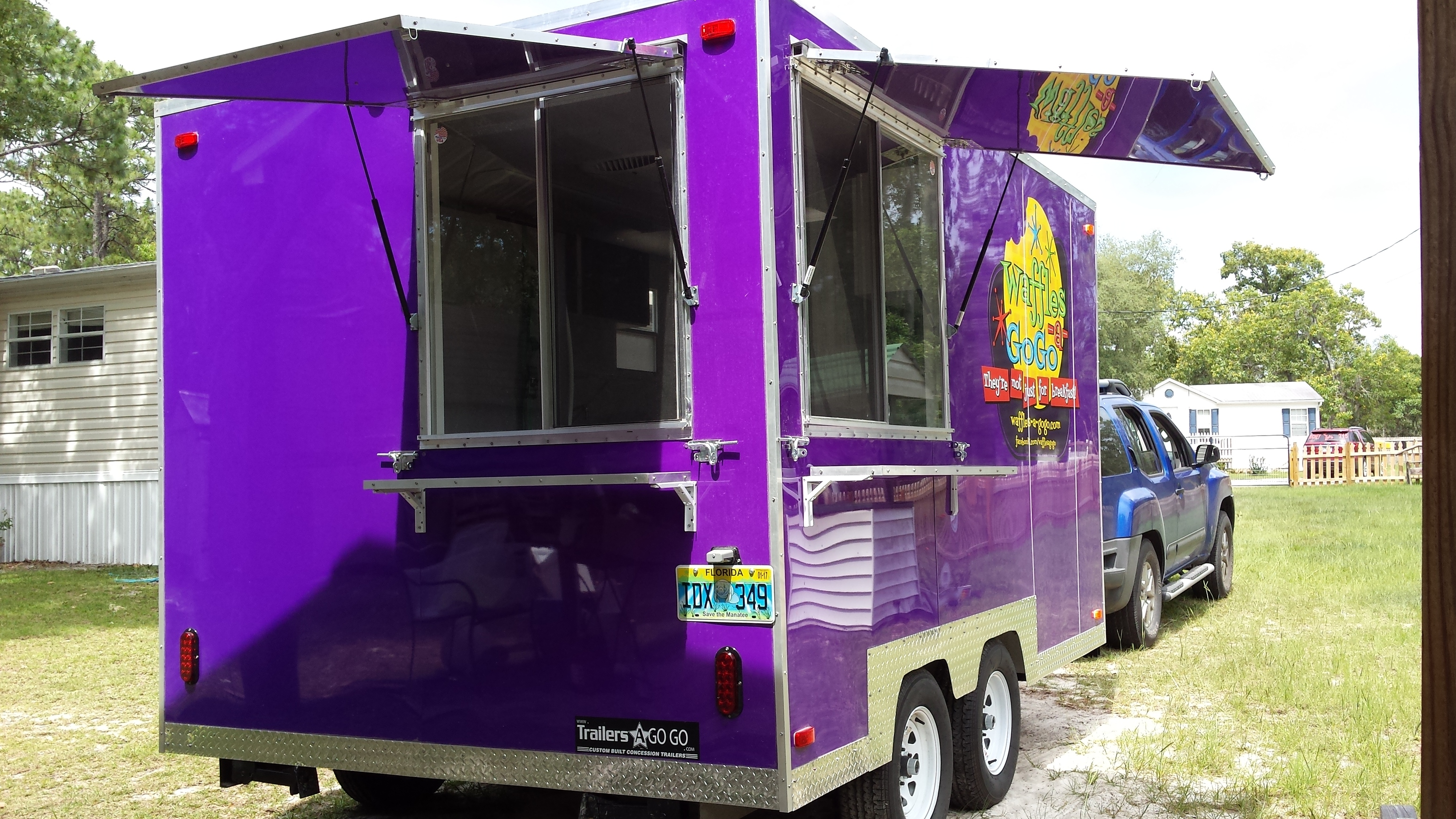 Food Truck For Sale trailer 3