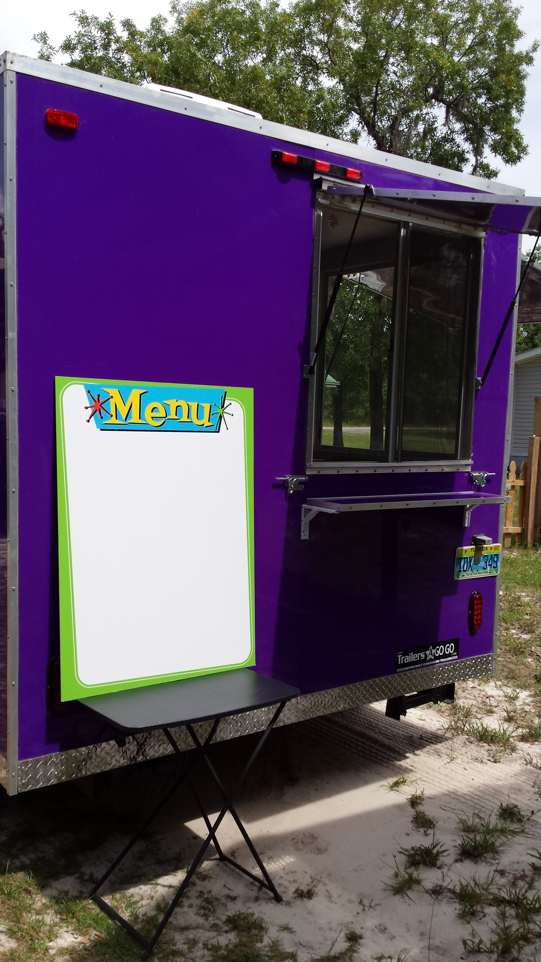 Food Truck For Sale trailer 4