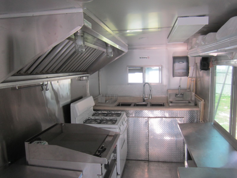 1999 Chevy P30 Stepvan Food Truck For Sale Tampa Bay