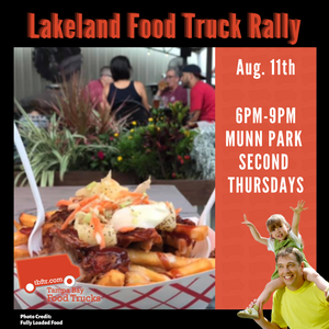 Tampa Bay Area Food Truck Rallies February
