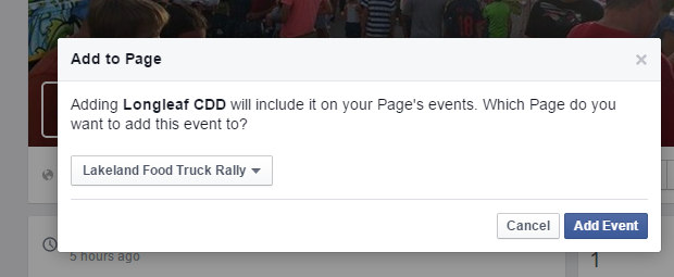 How to Add Event to Your Page on Facebook