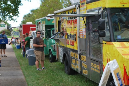 St Pete Food Truck Rally