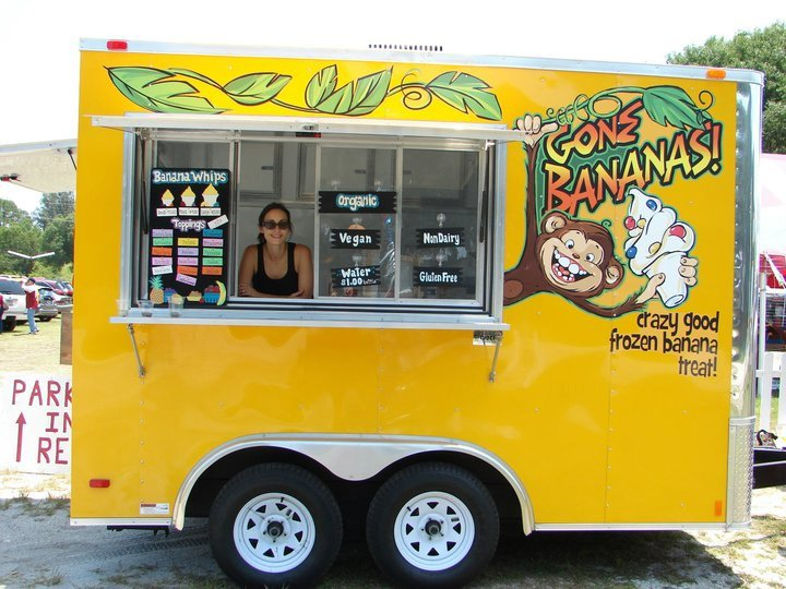 Lunch Truck For Sale >> Gone Bananas - Tampa Bay Food Trucks