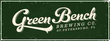 Green Bench Brewing Logo