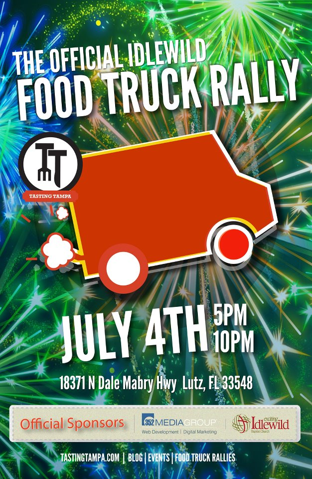 Tampa Food Truck Rally