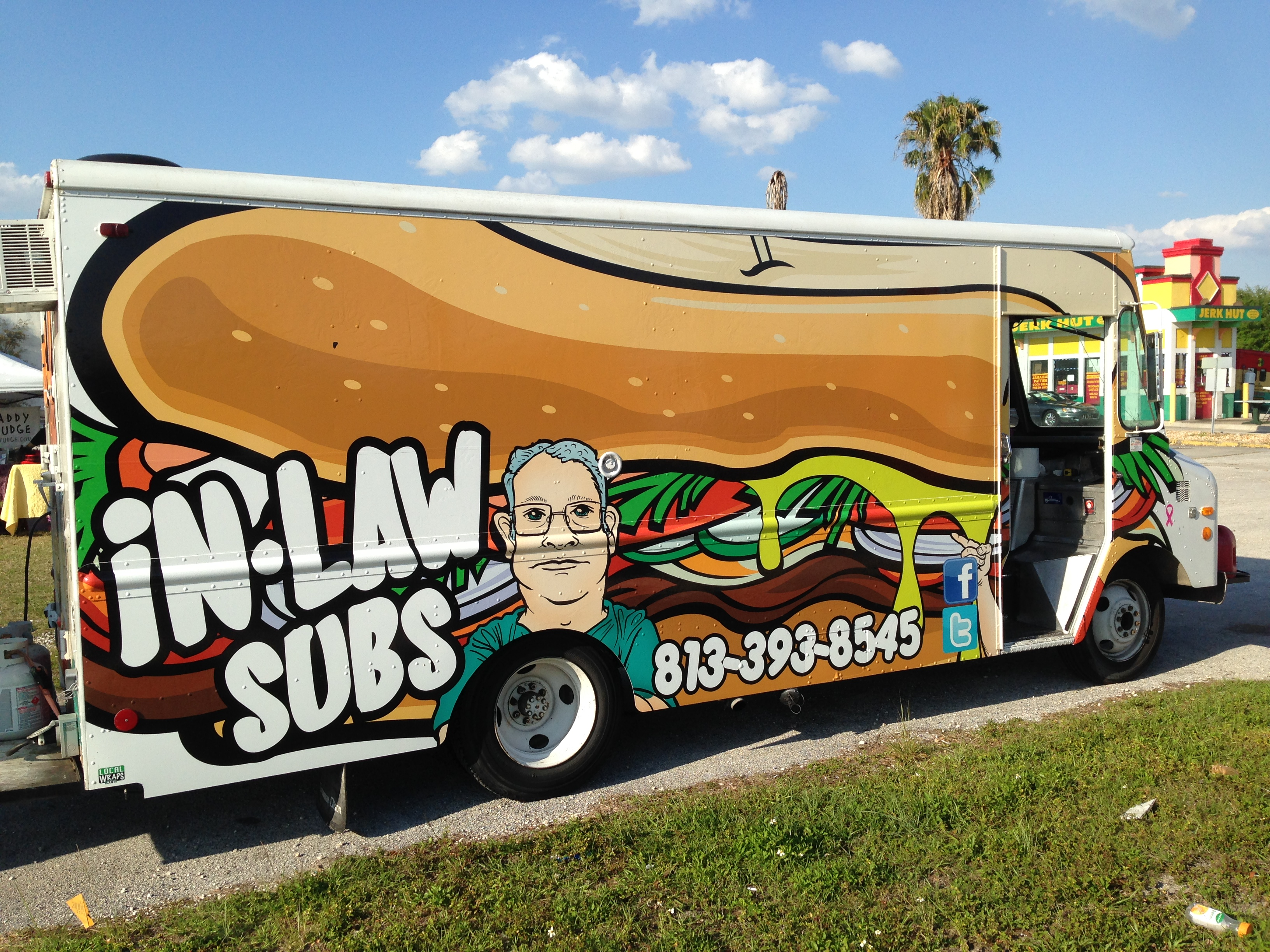In Law Subs Tampa Bay Food Trucks