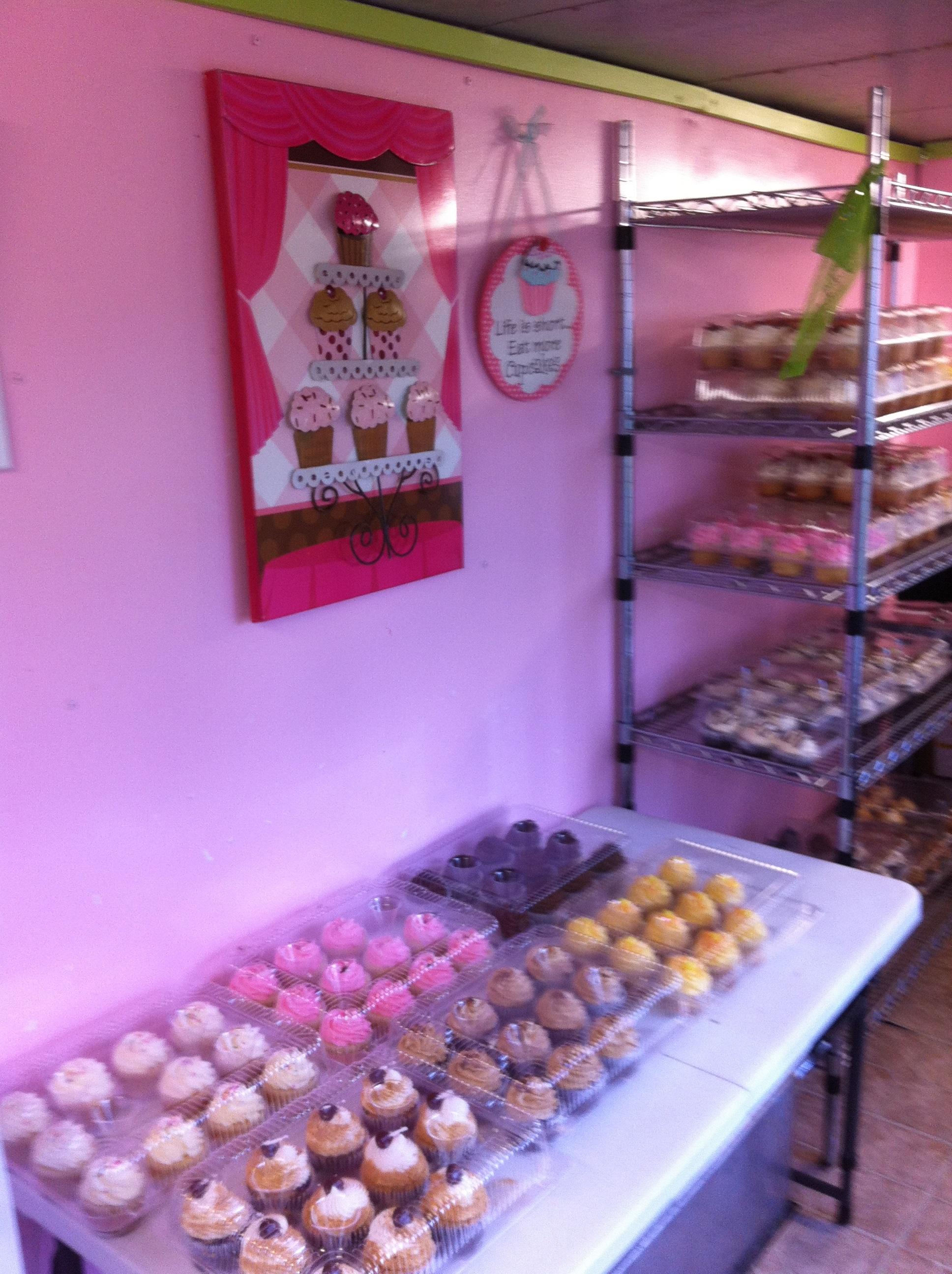 Used Truck For Sale >> Unforgettable Cupcakes Food Truck For Sale - Tampa Bay Food Trucks