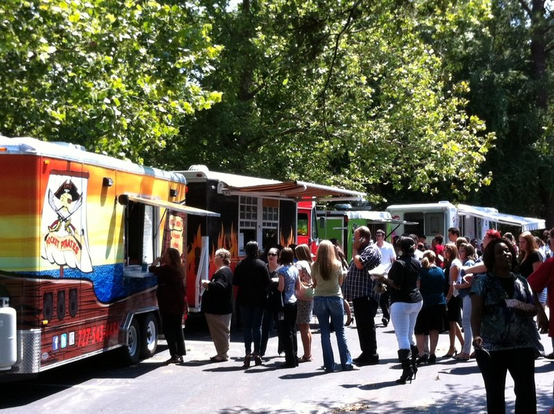 Tampa Bay Food Truck Rally