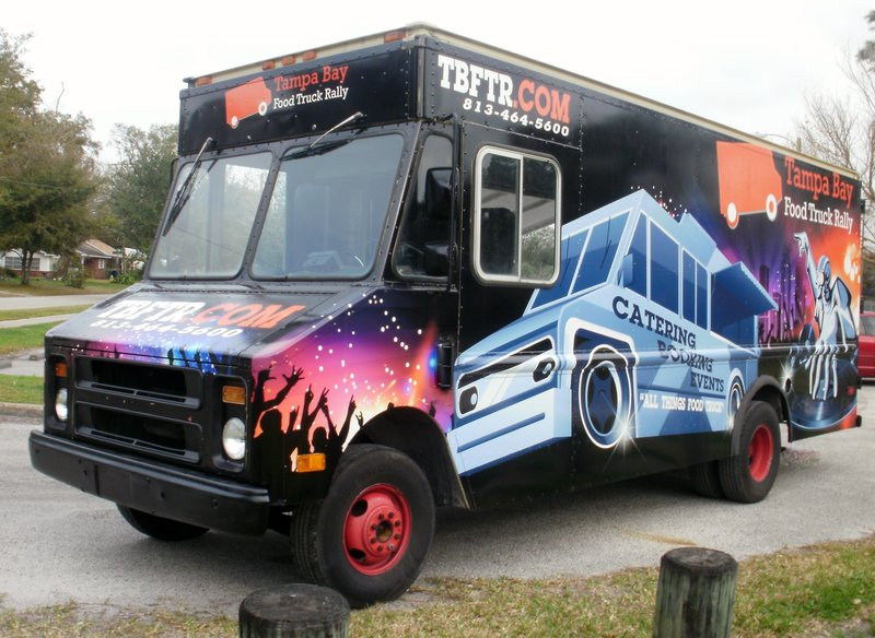 Food Trucks in Tampa Florida