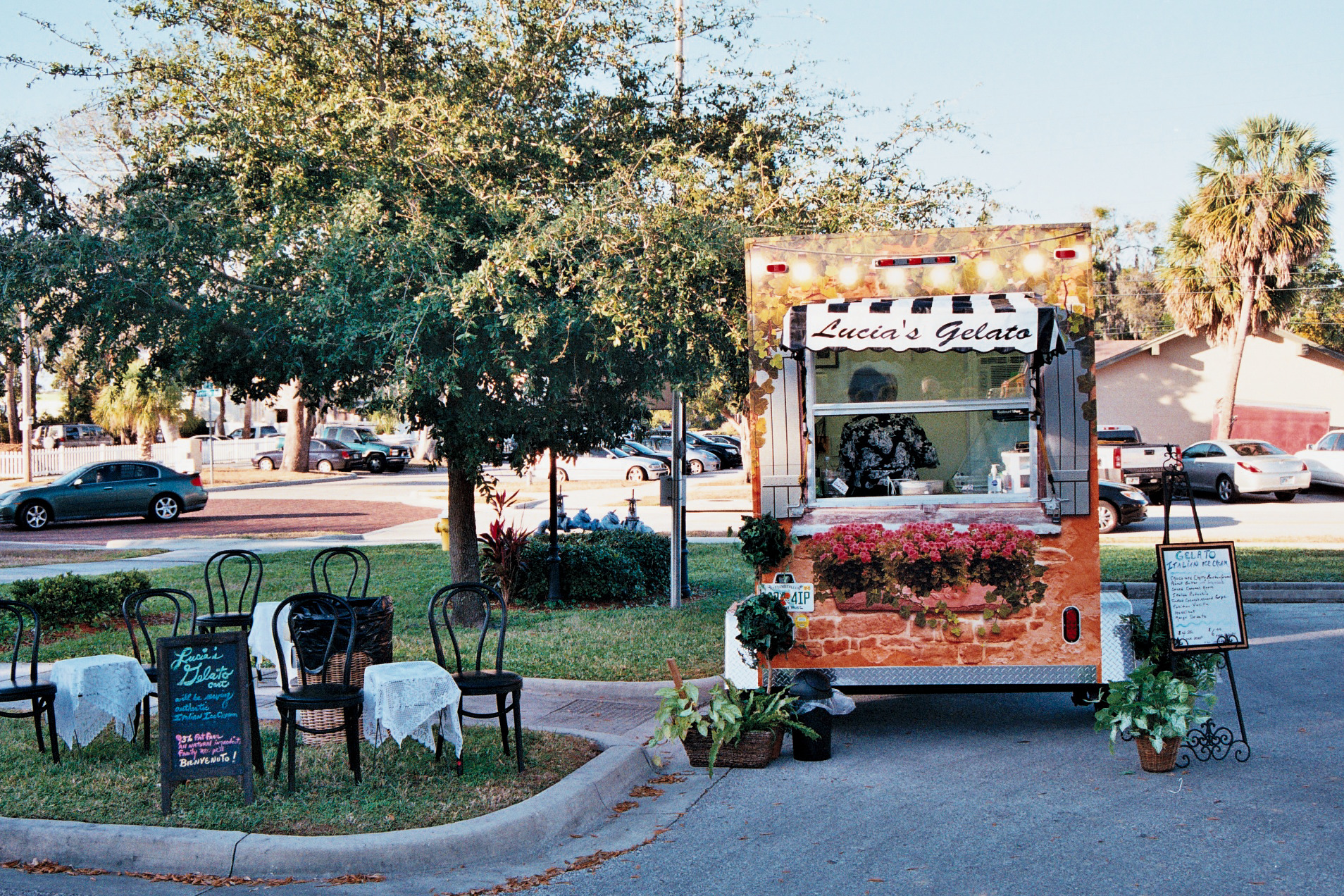 Lucia S Gelato Truck For Sale Tampa Bay Food Trucks