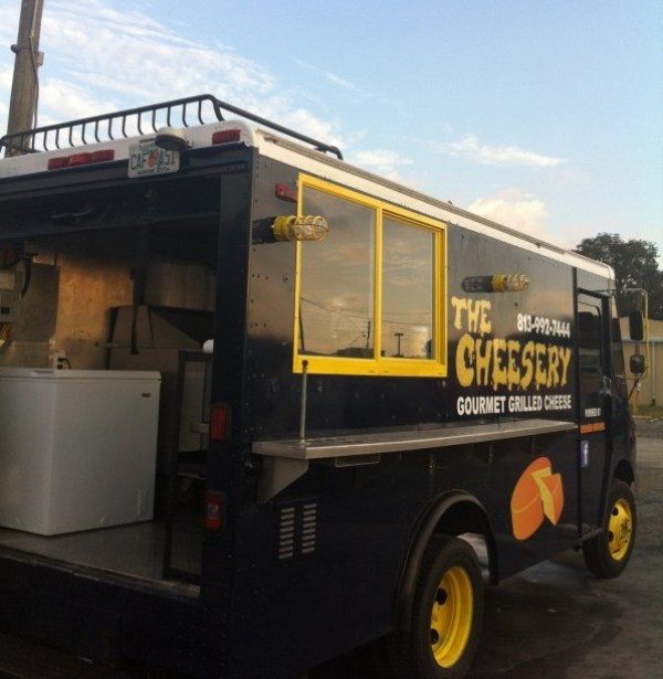 The Cheesery Food Truck