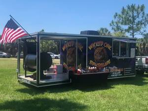 Wicked Oak Food Truck Tampa